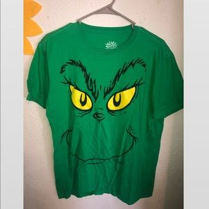 Grinch tshirt